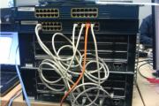 Network integration and maintenance